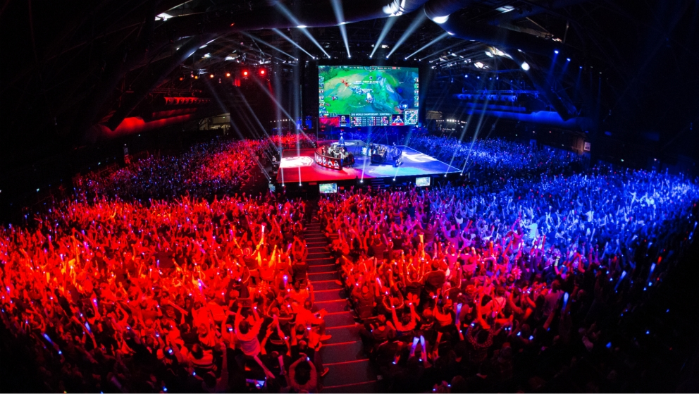 league of legends worlds event