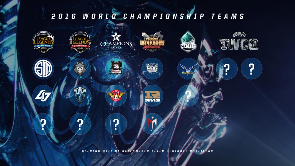 league of legends regional qualifier