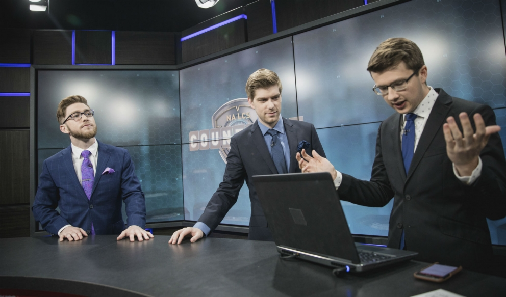 QUICK NOTES: NA LCS ANALYST DESK – League of Legends
