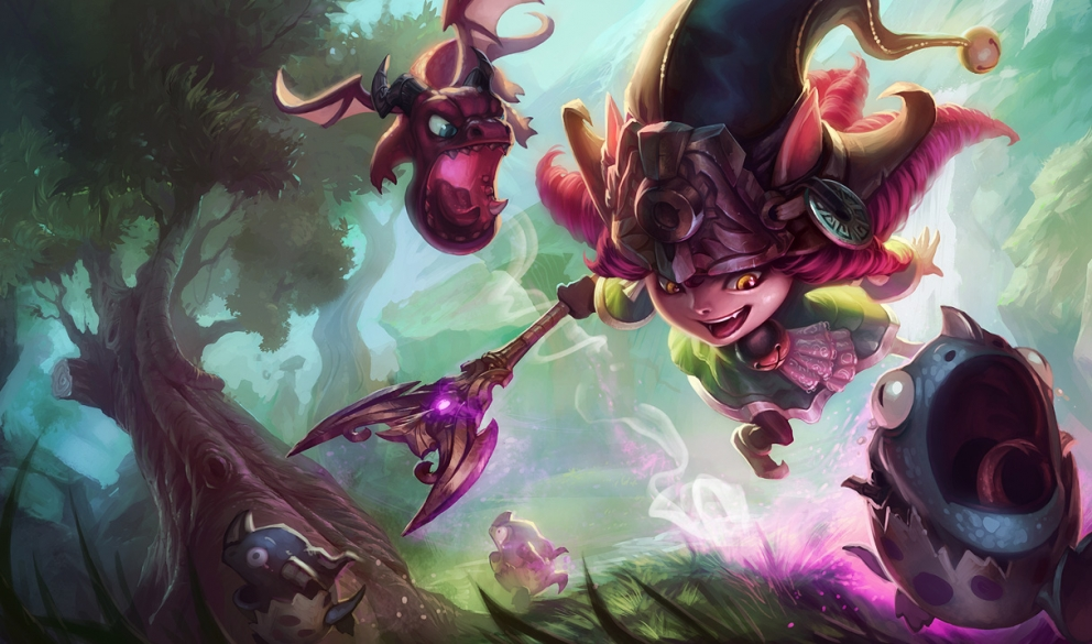 """Hjarnan feels that the AD Carry meta is a pretty fun place to be right now,  especially if you're playing on a team with Lulu. """"With the Lulu, the enemy  AD ..."""