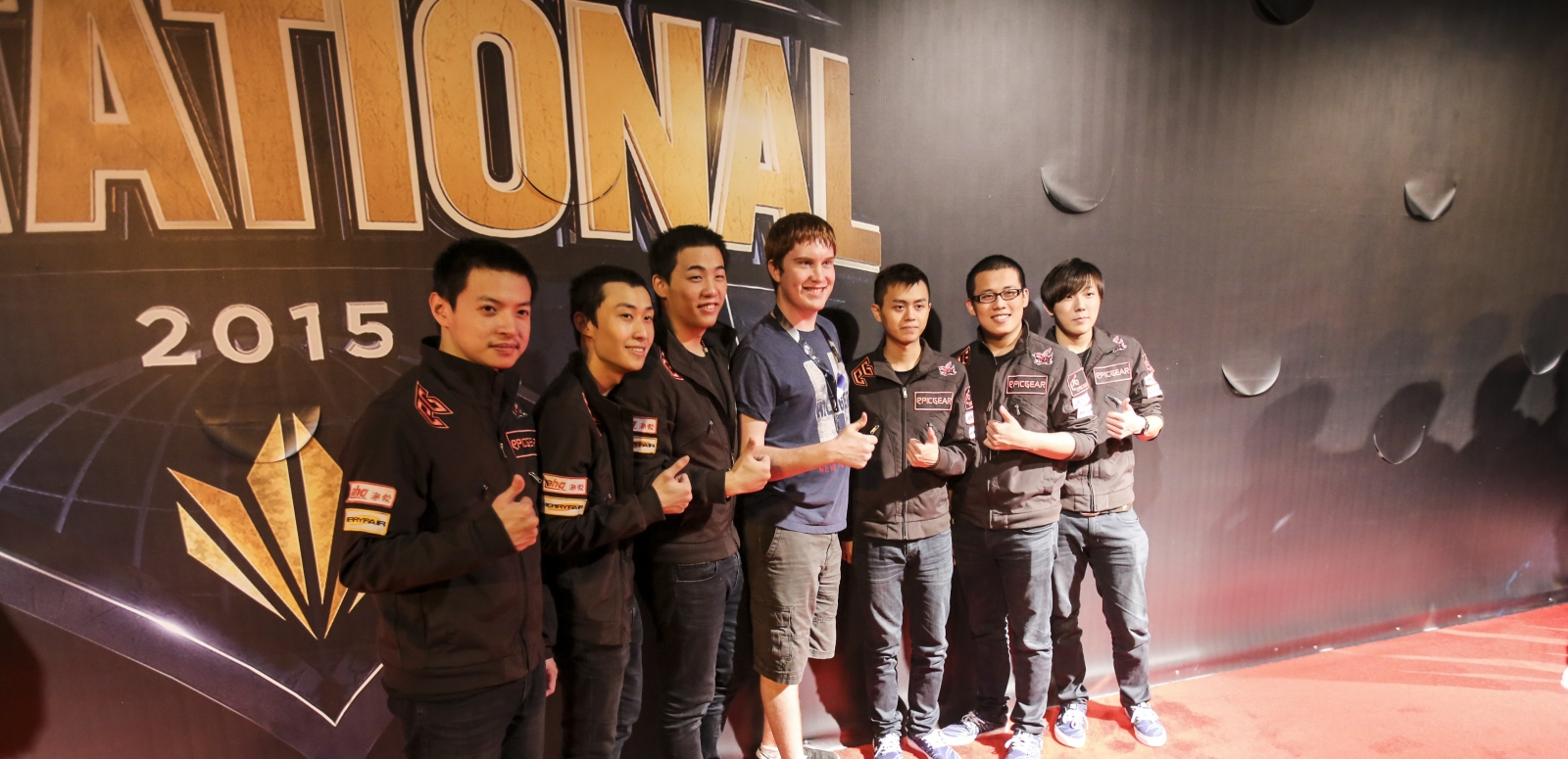 Their resulting momentum has continued to LMS Summer 2015, where ahq  dropped a combined three games (undefeated in matches) before winning the  Championship.